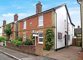Thumbnail 3 bed semi-detached house to rent in Elm Road, Southborough, Tunbridge Wells