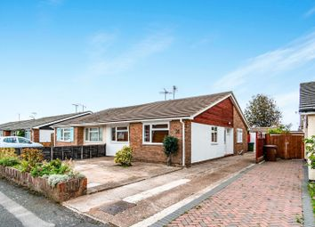 Thumbnail 3 bed bungalow to rent in Highcroft Crescent, Bognor Regis