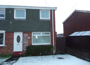 Thumbnail 3 bed terraced house for sale in Harthope, Ellington, Morpeth
