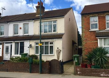 Thumbnail 3 bed terraced house for sale in Bourne Road, Bexley