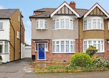 Thumbnail 4 bed semi-detached house to rent in Pembroke Avenue, Harrow