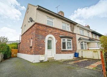 Thumbnail 3 bed end terrace house for sale in Kingsley Avenue, Bangor, Gwynedd, North Wales