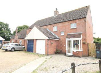Thumbnail 3 bed terraced house for sale in Flowerdew Close, Hethersett, Norwich