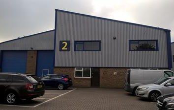 Thumbnail Light industrial to let in Unit 2 Durban Park, Durban Road, Bognor Regis, West Sussex