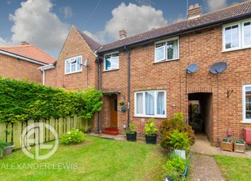 Thumbnail 3 bed terraced house for sale in Hallmead, Letchworth Garden City