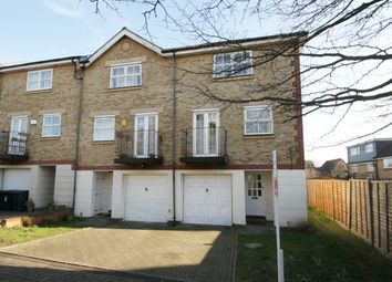 Thumbnail 4 bed end terrace house to rent in Highgrove, Friern Barnet