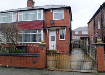 Thumbnail 3 bed semi-detached house to rent in Dorchester Road, Swinton, Manchester