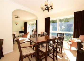 Thumbnail 3 bed detached bungalow for sale in Kinfauns Drive, Worthing, West Sussex