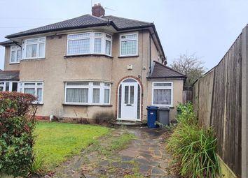 3 bed semi-detached house for sale in Haslemere Avenue, East Barnet EN4