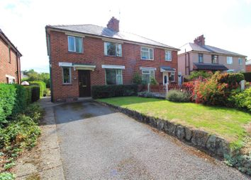 Thumbnail 3 bed semi-detached house for sale in Narrow Lane, Gresford, Wrexham