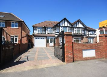 Thumbnail 5 bed semi-detached house to rent in Robin Hood Way, London