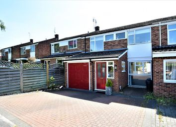 Thumbnail 3 bed end terrace house for sale in Holly Hedge Close, Frimley, Camberley, Surrey
