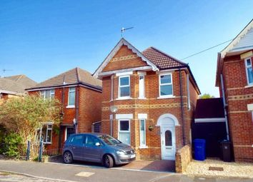 Thumbnail 3 bedroom detached house for sale in Hermitage Road, Parkstone, Poole