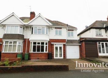 Thumbnail 4 bed semi-detached house for sale in Dale Road, Halesowen