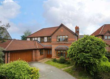 Thumbnail 4 bed detached house for sale in Swarbrick Avenue, Grimsargh, Preston