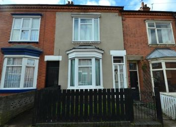 Thumbnail 2 bedroom terraced house for sale in Lytton Road, Leicester