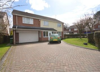 Thumbnail 6 bed detached house for sale in The Chase, Rickleton, Washington, Tyne & Wear.