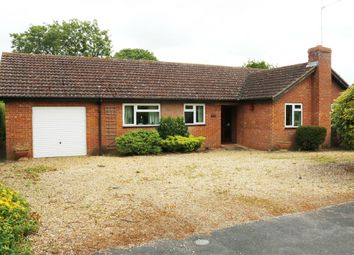 Thumbnail 3 bed detached bungalow for sale in 12 Wendover Close, Rippingale, Bourne, Lincolnshire