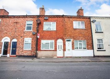 Thumbnail 2 bed terraced house for sale in Greenall Road, Northwich, Cheshire, United Kingdom