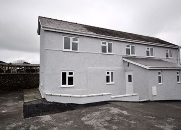 Thumbnail 2 bedroom semi-detached house to rent in St. Clears, Carmarthen