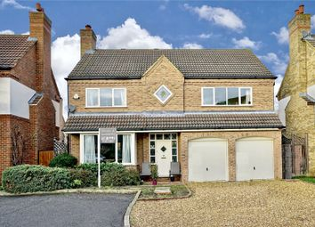 Thumbnail 4 bed detached house for sale in Elizabeth Drive, Hartford, Huntingdon, Cambridgeshire