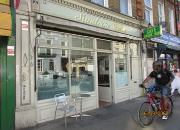Restaurant/cafe to let in Great Western Road, London W9