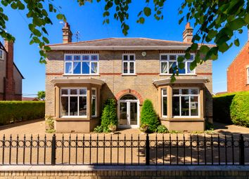 Thumbnail 4 bed detached house for sale in Spalding Road, Holbeach