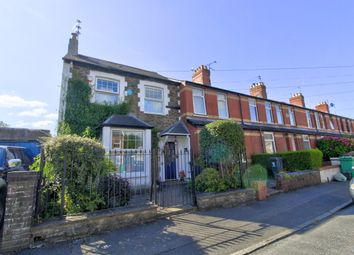 Thumbnail 3 bed end terrace house for sale in Blosse Road, Llandaff North, Cardiff
