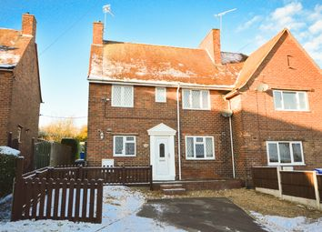 Thumbnail 3 bedroom semi-detached house for sale in Moor Crescent, Mosborough, Sheffield