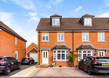 Freemantle Road, Romsey, Hampshire SO51. 3 bed town house for sale