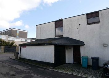 Thumbnail 3 bedroom end terrace house for sale in Glenhove Road, Cumbernauld, Glasgow