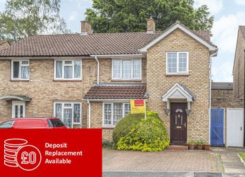 Thumbnail 3 bedroom semi-detached house to rent in Manston Drive, Bracknell