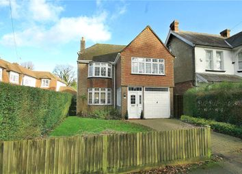 Thumbnail 4 bed detached house for sale in Tower Road, Tadworth