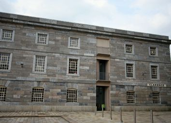Thumbnail 1 bed flat to rent in Clarence, Royal William Yard, Plymouth