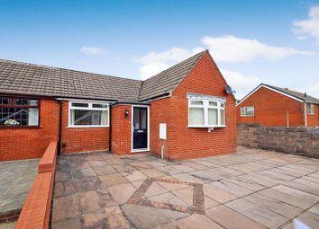 2 bed semi-detached bungalow for sale in Jean Close, Burslem, Stoke-On-Trent ST6