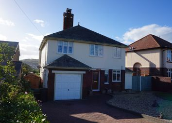 Thumbnail 3 bed detached house for sale in Marine Road, Llandudno