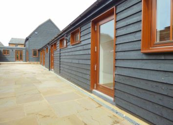 Thumbnail 4 bedroom barn conversion for sale in Bedford Road, Husborne Crawley