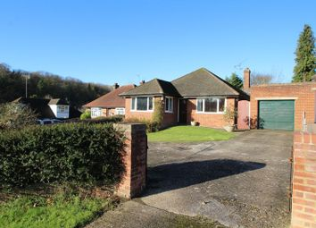 Thumbnail 2 bed detached bungalow for sale in Amersham Road, Hazlemere, High Wycombe