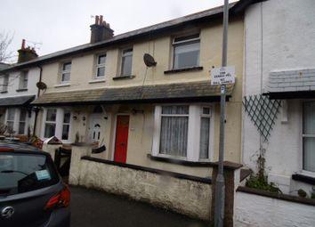 Thumbnail 3 bed terraced house to rent in Winllan Avenue, Llandudno