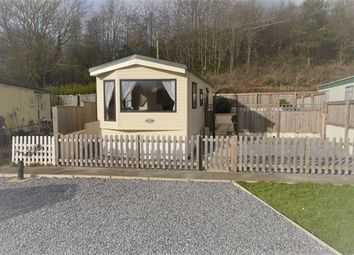 Thumbnail 2 bedroom mobile/park home for sale in Torquay Road, Kingskerswell, Newton Abbot, Devon.