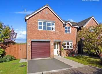 Thumbnail 4 bed detached house for sale in Boothstone Gardens, Nr Stone, Staffordshire