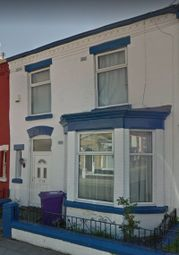 Thumbnail 4 bed terraced house to rent in Gainsborough Road, Wavertree, Liverpool