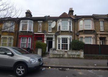 Thumbnail 4 bedroom terraced house to rent in Warren Road, Leyton