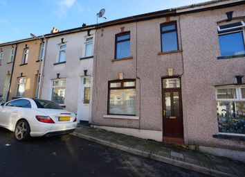 Thumbnail 3 bed terraced house for sale in Hill Street, Risca, Newport