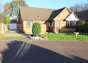 Thumbnail 3 bed bungalow for sale in Whitebeam Close, Thornton Cleveleys