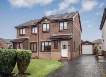 Thumbnail 3 bed semi-detached house for sale in Cathkin Crescent, Cumbernauld, Glasgow, North Lanarkshire