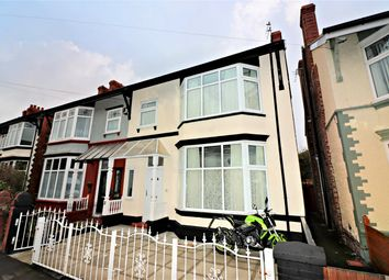 5 bed semi-detached house for sale in Longland Road, Wallasey, Wirral CH45