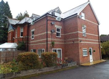Thumbnail 2 bed flat for sale in Westbourne, Poole, Dorset