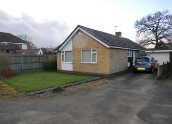 Thumbnail 2 bed detached bungalow for sale in Tudor Avenue, Coventry