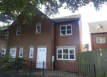 Thumbnail 3 bed end terrace house to rent in Woodland Close, Watnall, Nottingham